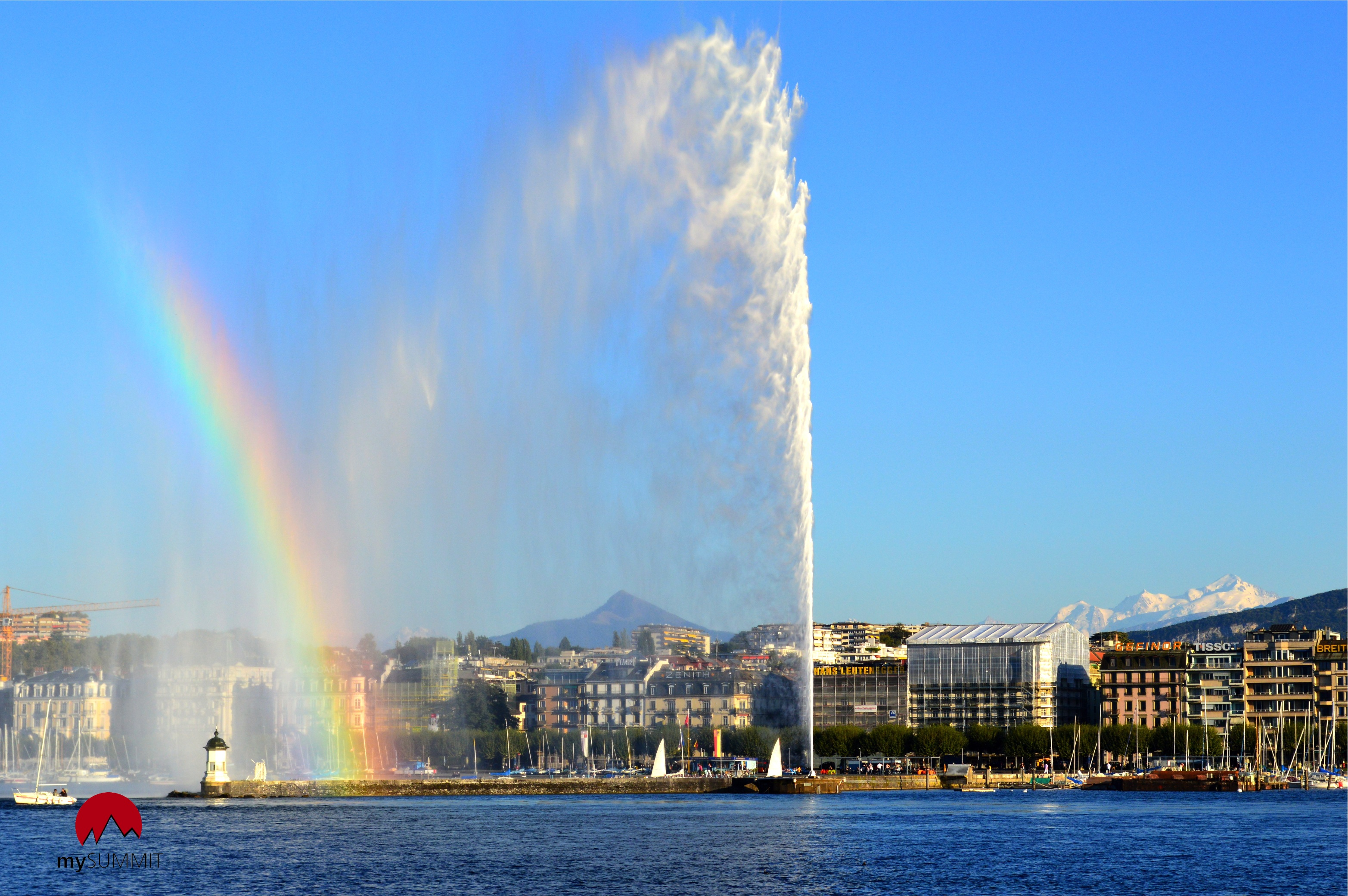 Urlaub in Genf: Sehenswürdigkeiten und Aktivitäten