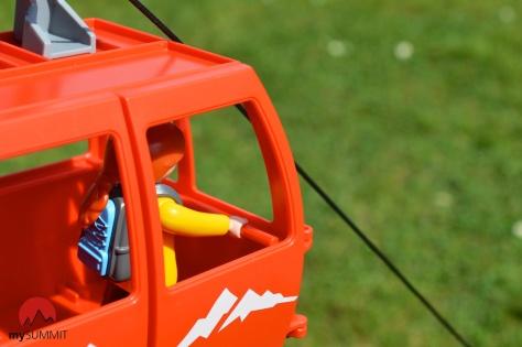 Seilbahn Playmobil 2