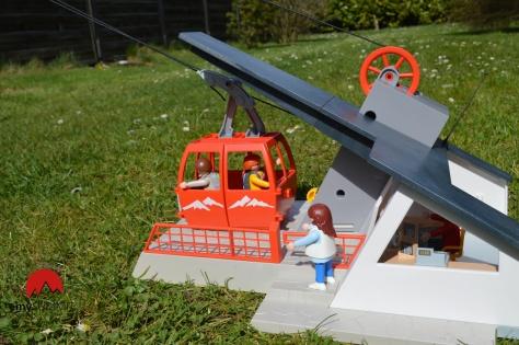 Seilbahn Playmobil 3