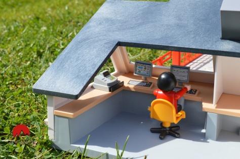 Seilbahn Playmobil 4