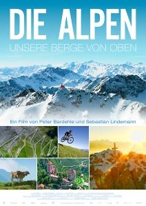 Die Alpen Plakat A4@100dpi